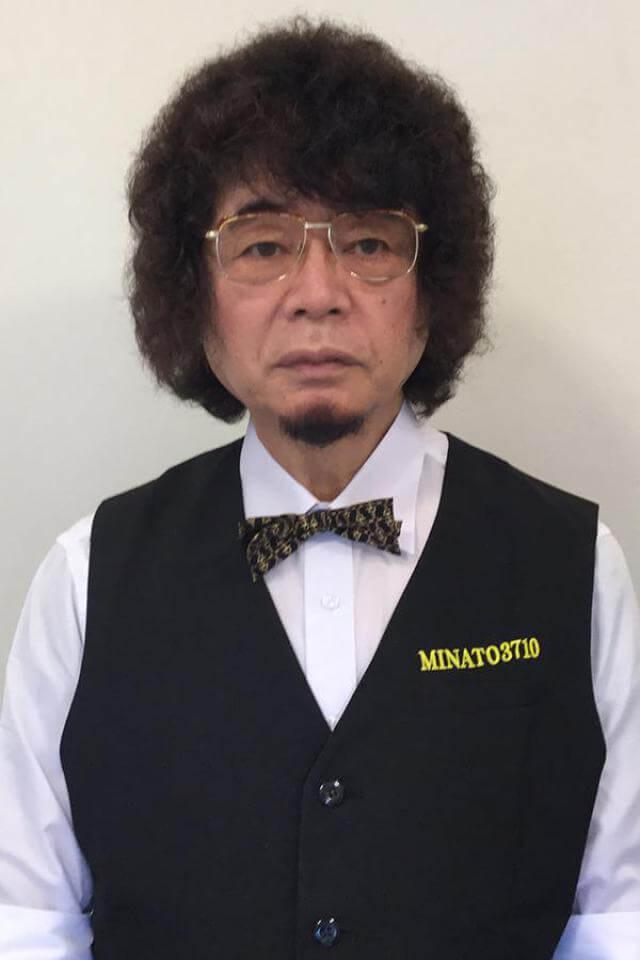 板羽忠徳先生の髪の毛の量
