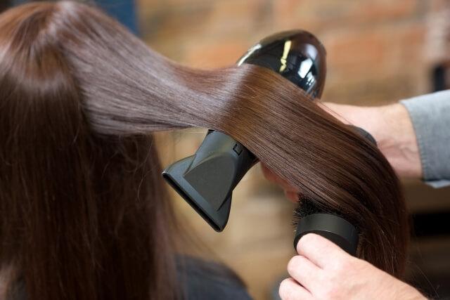 髪の毛がサラサラツヤツヤになった!