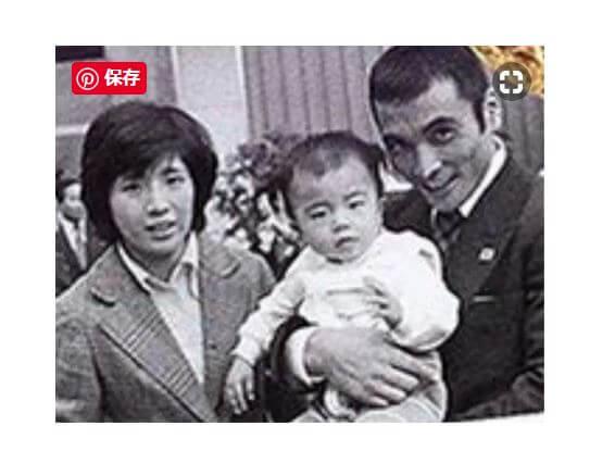 塚原夫妻若い頃