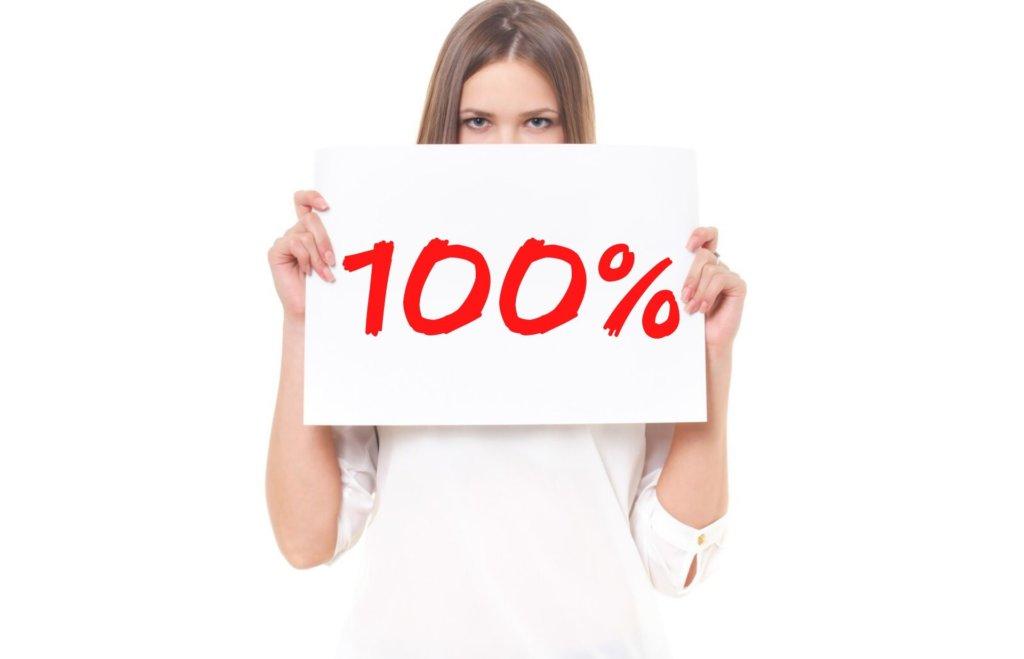 本気でお客様満足度100%を狙う秘策